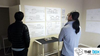The Box Learning Studio ND. Architectural Technologist