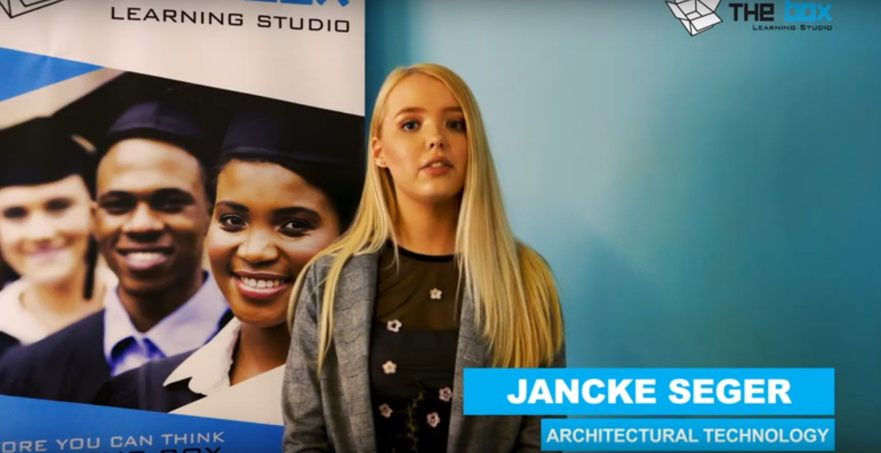 The box learning studio testimonial Jancker